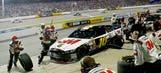 Greg Biffle endures tough night to claim the final Chase berth