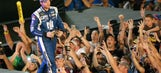 Dale Earnhardt Jr. says of the Chase: 'It's about to get serious'