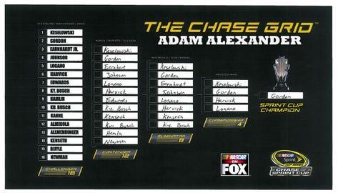 Adam Alexander - @adam1alexander