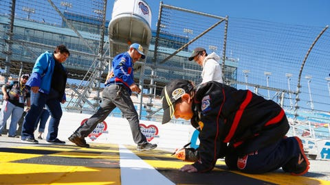 Photos: Chase opener at Chicagoland Speedway
