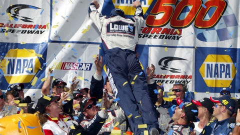 Happy Birthday Jimmie Johnson