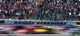 NASCAR Power Rankings: Major shake-up after wild day in Kansas