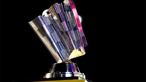 Junior's trophy?