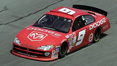 Bill Elliott Paint Schemes