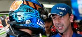 One last chance: Jimmie Johnson's title hopes rest on 'Dega win