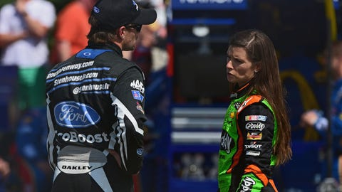 Ricky Stenhouse Jr.'s day off: NASCAR Wonka investigates