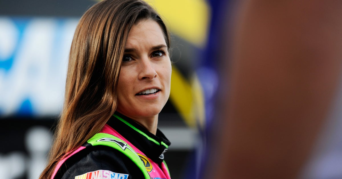 Danica Patrick On New Crew Chief I M Not Scared Of
