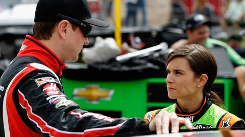 NASCAR Wonka examines the Danica Patrick-Kurt Busch swap
