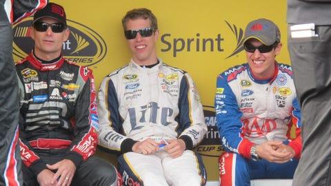 Photos: Pre-Race at the AAA Texas 500