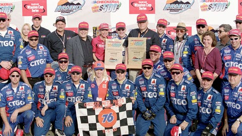Photos: Past winners at Phoenix International Raceway