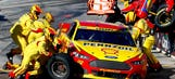 Joey Logano uses the Lucky Dog to salvage his season at Phoenix