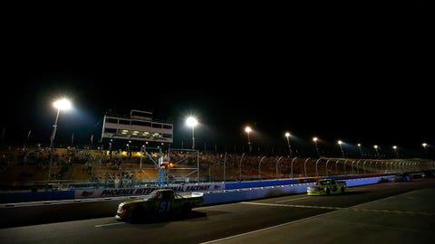 Photos: 2014 NASCAR Camping World Truck Series season in review