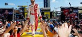 Rookie of the Year: Kyle Larson runs away with the Sprint Cup honor