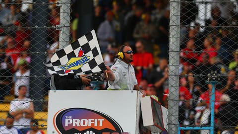 The biggest losers: NASCAR edition