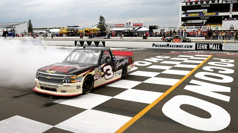 Photos: Best NASCAR Camping World Truck Series paint schemes of 2014