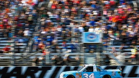 Photos: Best NASCAR Camping World Truck Series paint schemes of 2014