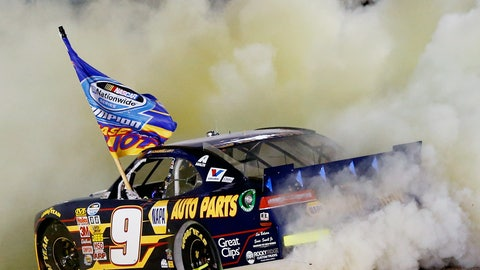 Photos: Best NASCAR Nationwide Series paint schemes of 2014