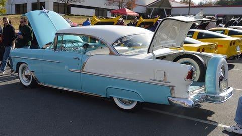 Photos: Ray Evernham's second annual AmeriCarna LIVE car show