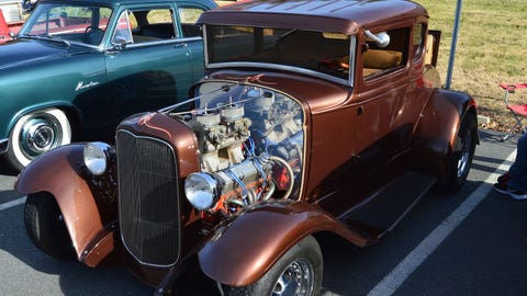 Photos: Ray Evernham's second annual AmeriCarna LIVE car show