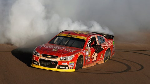 Championship colors: Kevin Harvick's 2014 paint schemes