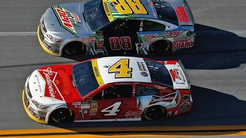 Championship colors: Kevin Harvick's 2014 paint schemes