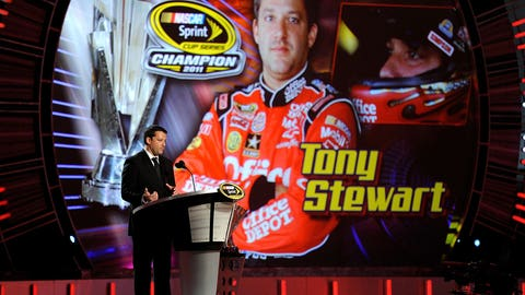 Photos: Looking back at past NASCAR Awards Ceremonies