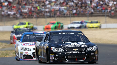 Million-dollar man: Jamie McMurray's 2014 season in photos