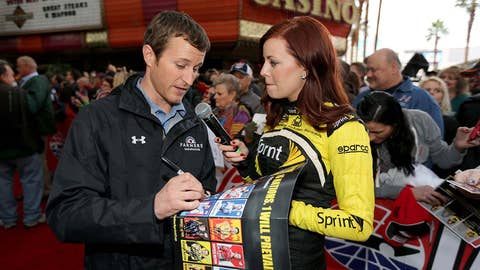 Photo year in review: Kasey Kahne