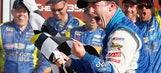 Photos: AJ Allmendinger's breakthrough Sprint Cup season