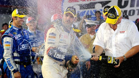 Photos: Jimmie Johnson's season of struggles in 2014