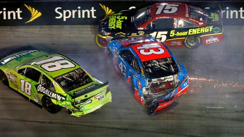 Photos: Kyle Busch's up and down 2014 season