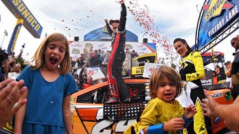 Photos: Jeff Gordon's wild ride of a season