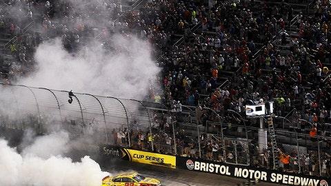 Photos: Joey Logano's 2014 season