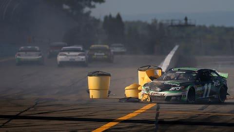 Photos: Denny Hamlin's rocky road to the Championship 4