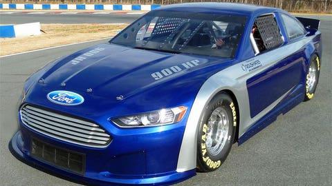 2013 Custom Ford Fusion, $180,000