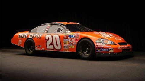 2007 Joe Gibbs Racing Chevrolet, $181,500