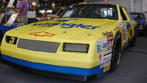 1986 Chevrolet Monte Carlo, $99,000
