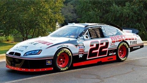 2010 Team Penske Dodge Charger, $250,000