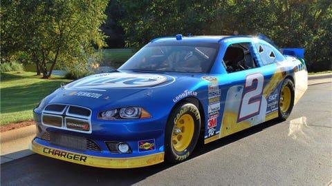 2012 Team Penske Dodge Charger, $500,000