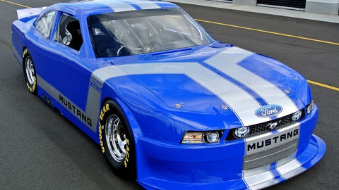 2012 Custom Ford Mustang, $200,000