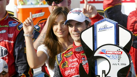 6. JEFF GORDON, 23