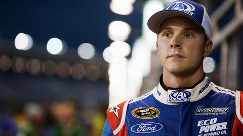 3. Can Trevor Bayne be the first star driver with MS?