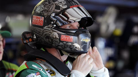 5. Which driver is most at risk of a concussion?