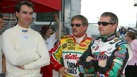 TERRY AND BOBBY LABONTE
