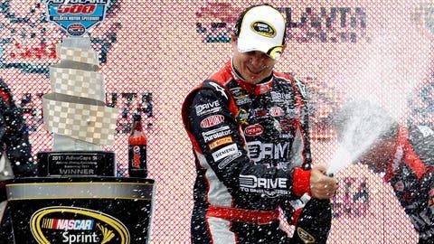 2011 AdvoCare 500 at Atlanta Motor Speedway