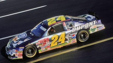 Jeff Gordon, 2001
