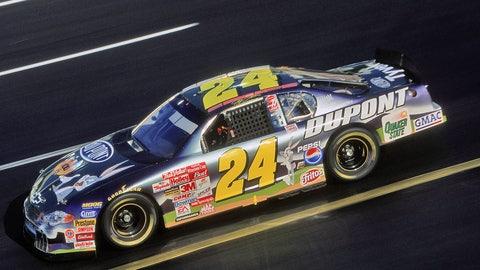 Jeff Gordon, 2001