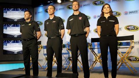 Photos: Charlotte Motor Speedway Media Tour