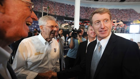 NASCAR Hall of Fame Class of 2015