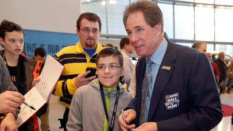 Photos: Night at the NASCAR Hall of Fame